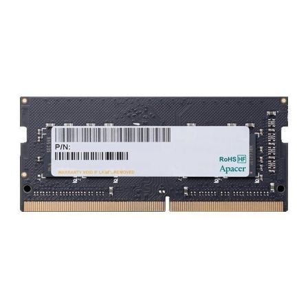 MEMORIA APACER ES.08G2V.GNH-00G - 8GB - DDR4 SODIMM - 2666MHZ - 260 PIN - CL19
