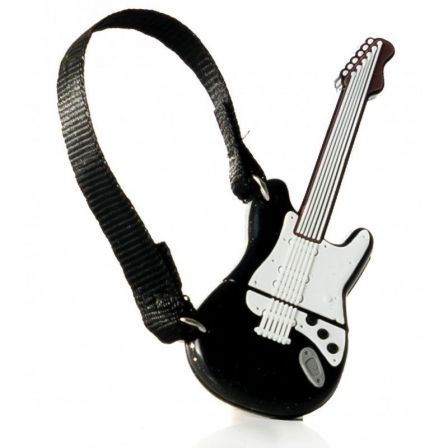 PENDRIVE TECH ONE TECH GUITARRA BLACK AND WHITE ONE 32GB - USB 2.0